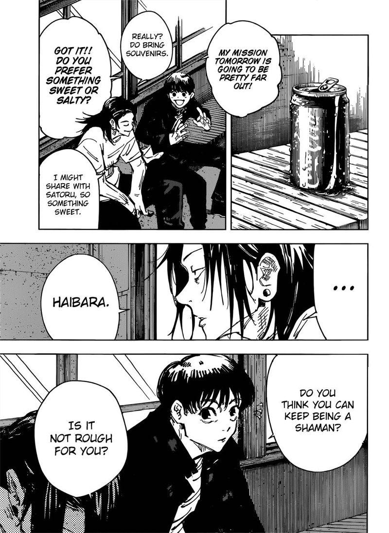 Jujutsu Kaisen, Chapter 76 image 017