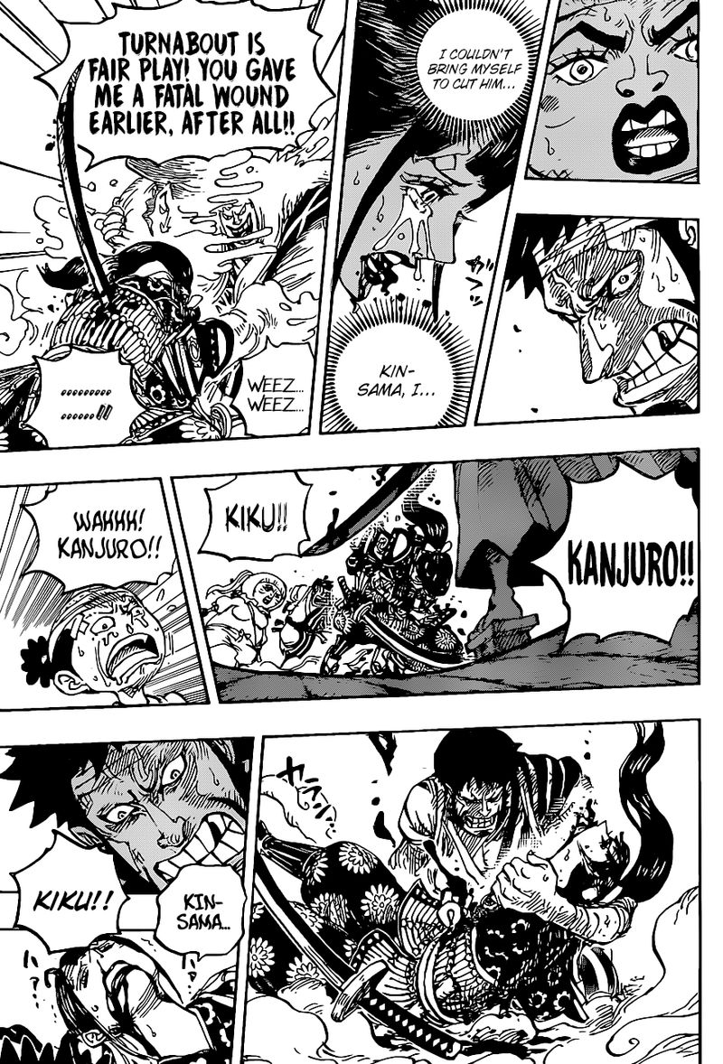 One Piece, Chapter 1014 image one_piece_1014_12