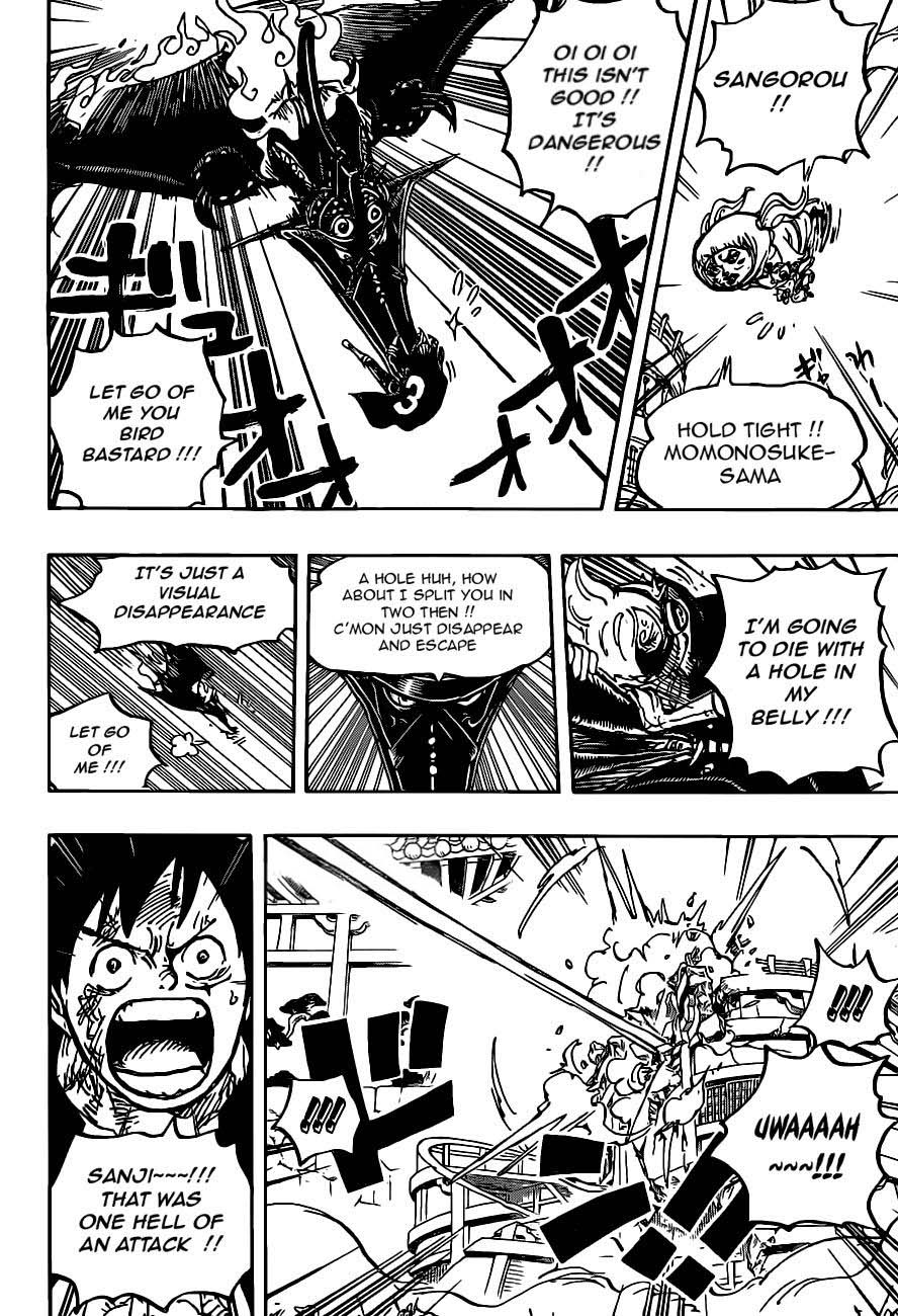 One Piece, Chapter 988 image 009