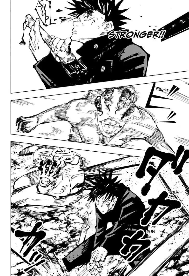 Jujutsu Kaisen, Chapter 58 image 004