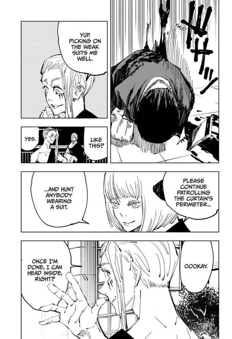 Jujutsu Kaisen, Chapter 92 image 005