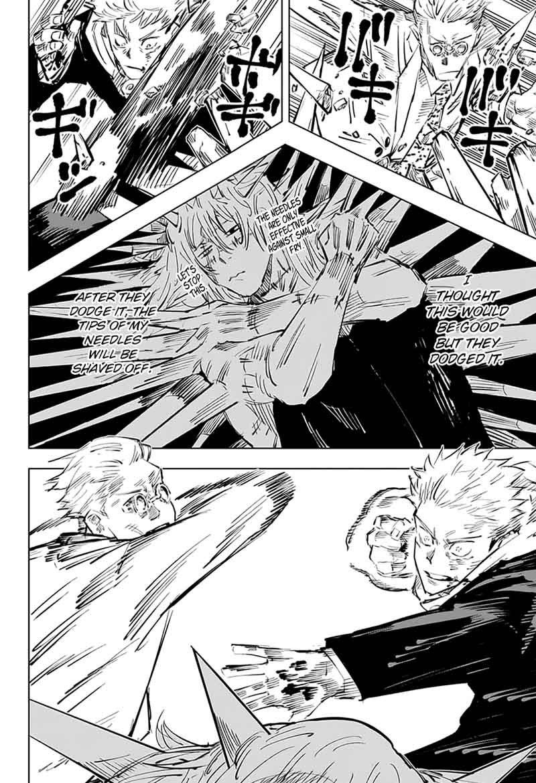 Jujutsu Kaisen, Chapter 29 image 006