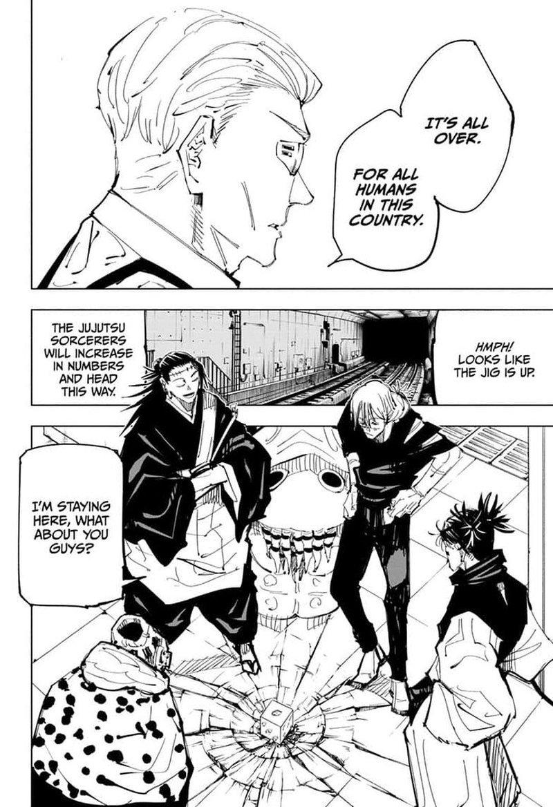 Jujutsu Kaisen, Chapter 92 image 016