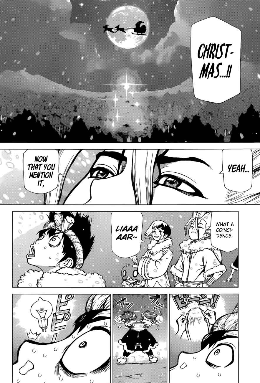 Dr. Stone : Chapter 53 image 016