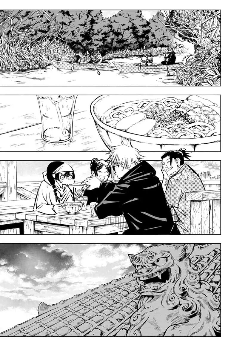 Jujutsu Kaisen, Chapter 70 image 015