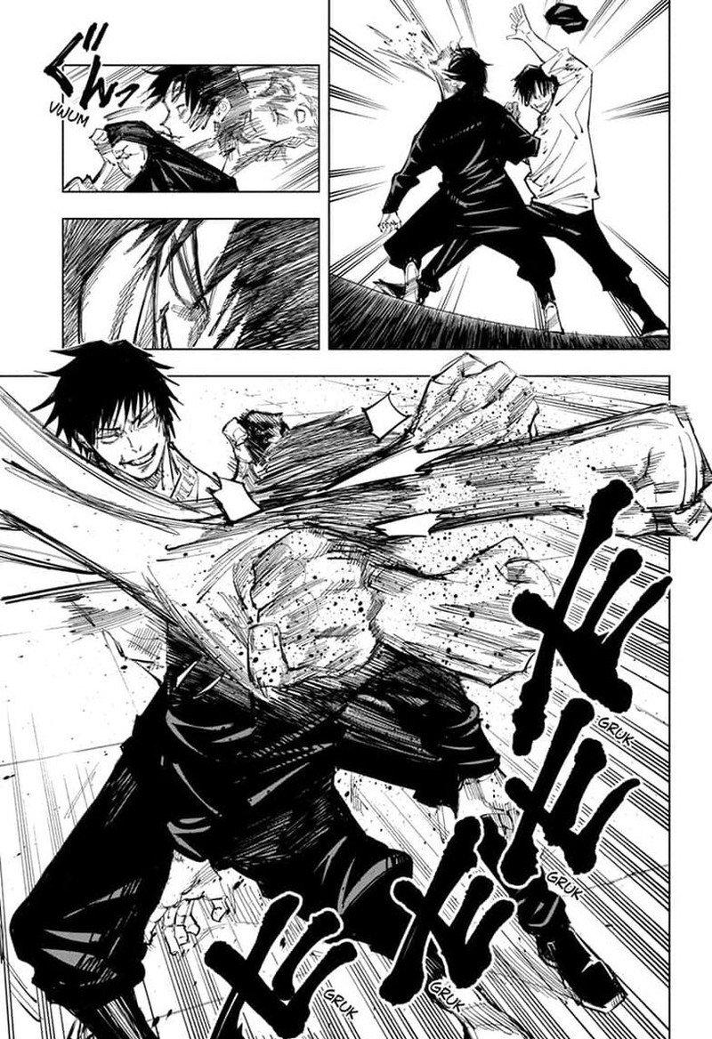 Jujutsu Kaisen, Chapter 97 image 003