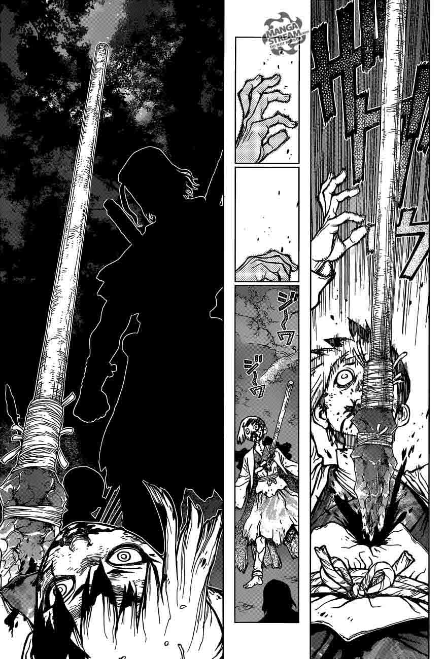 Dr. Stone : Chapter 26 - A Shadow Alliance image 009