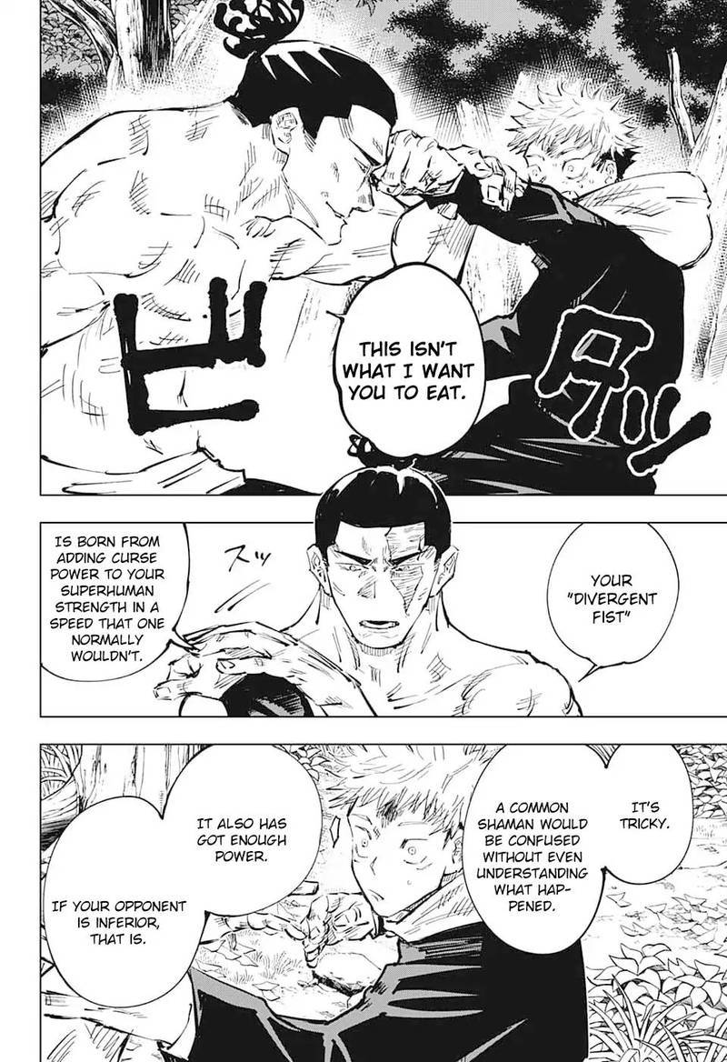 Jujutsu Kaisen, Chapter 37 image 008