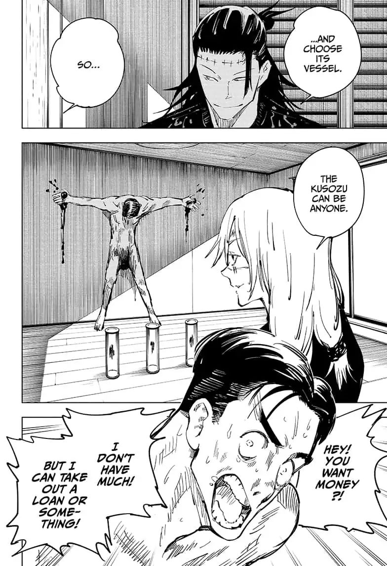 Jujutsu Kaisen, Chapter 55 image 016