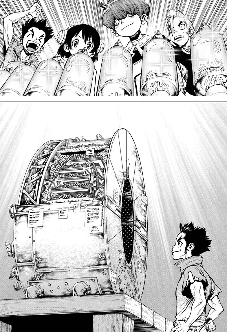 Dr. Stone, Chapter 208 image 11