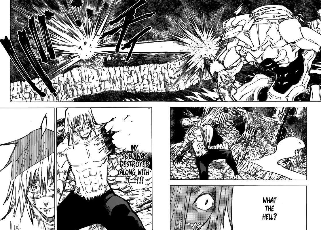 Jujutsu Kaisen, Chapter 81 image 006