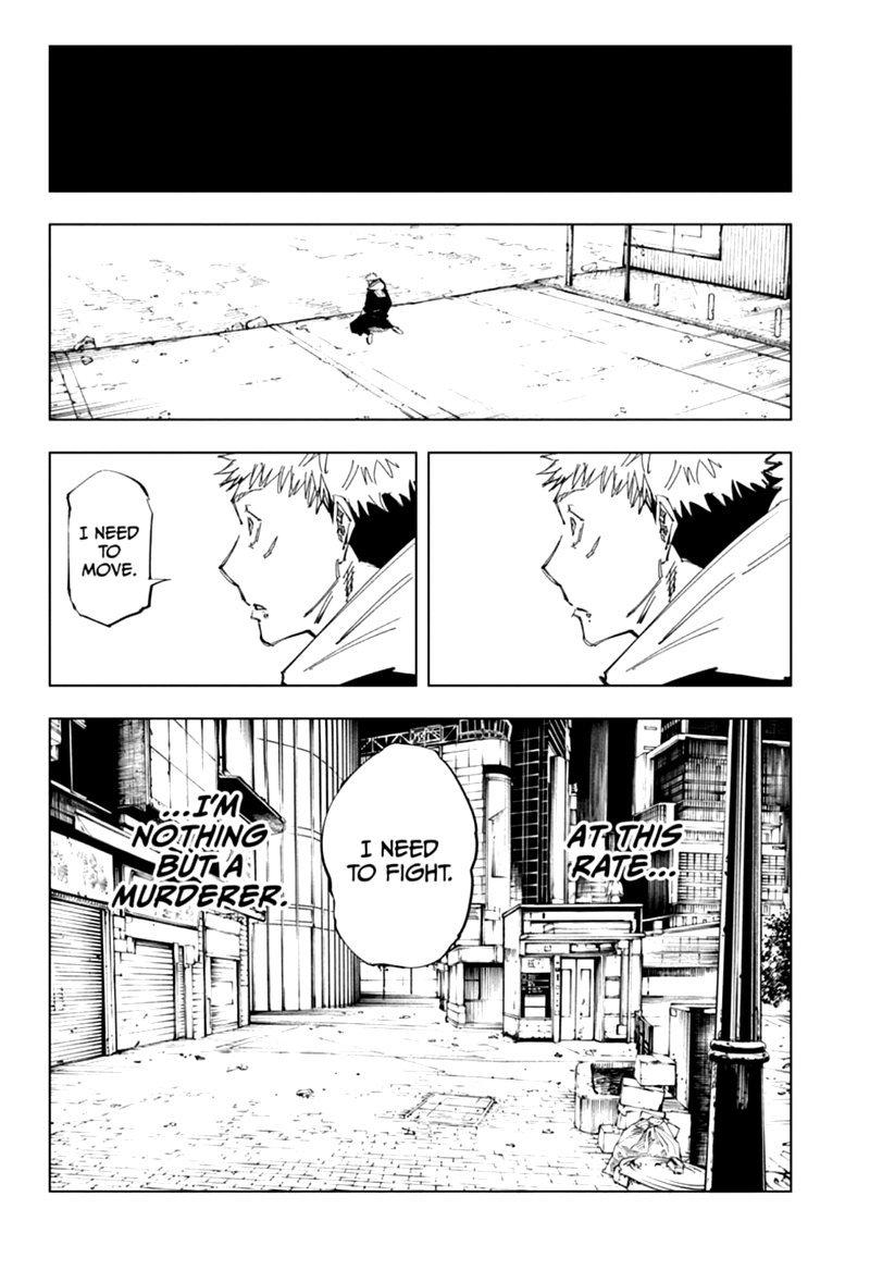 Jujutsu Kaisen, Chapter 120 image 006