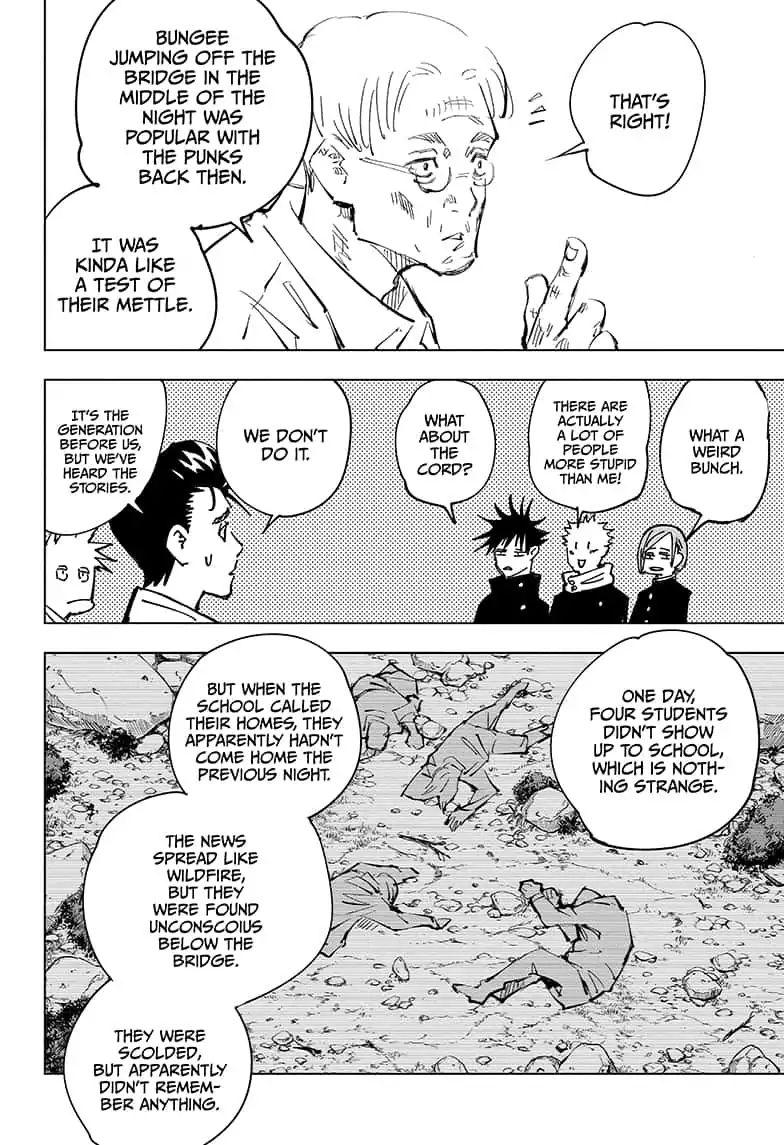Jujutsu Kaisen, Chapter 55 image 012