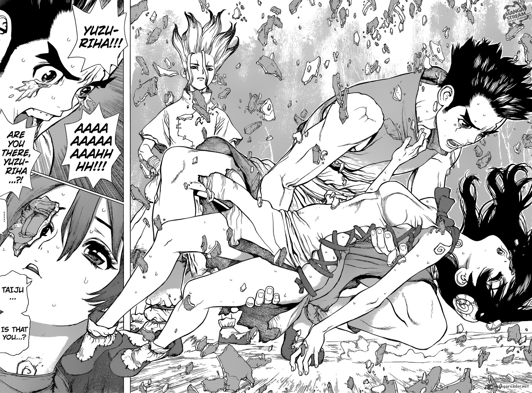 Dr. Stone : Chapter 5 image 015