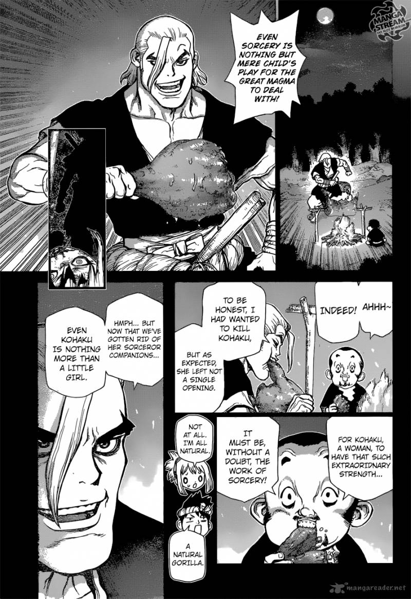 Dr. Stone : Chapter 27 image 003