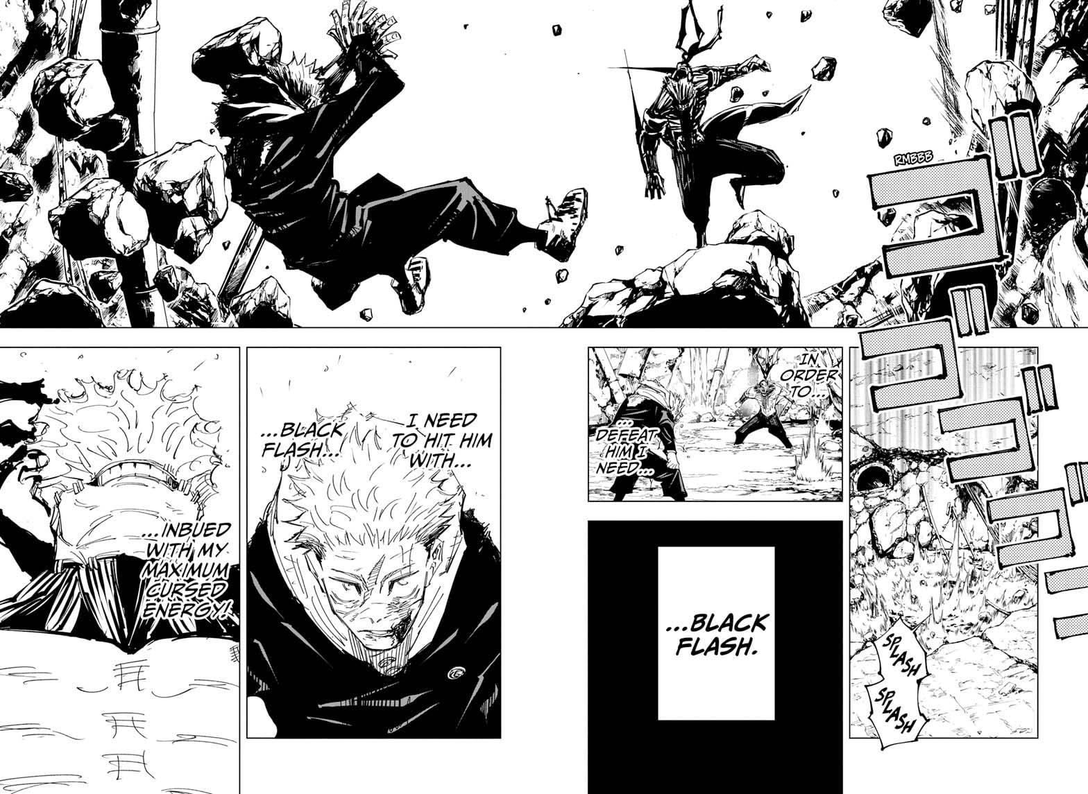 Jujutsu Kaisen, Chapter 131 image 013