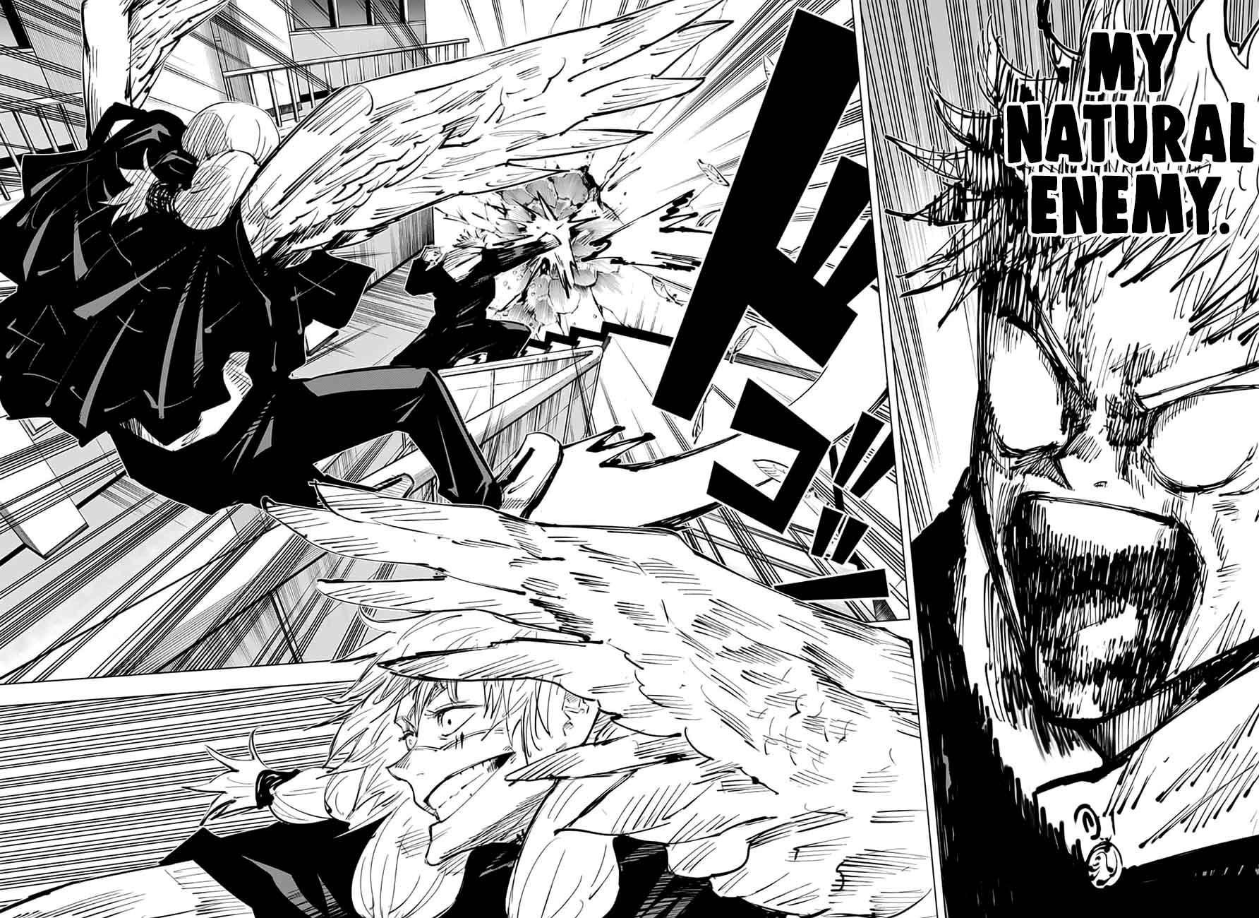 Jujutsu Kaisen, Chapter 28 image 004