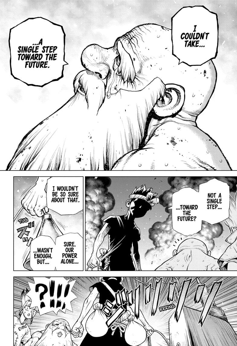 Dr. Stone, Chapter 190 image 003