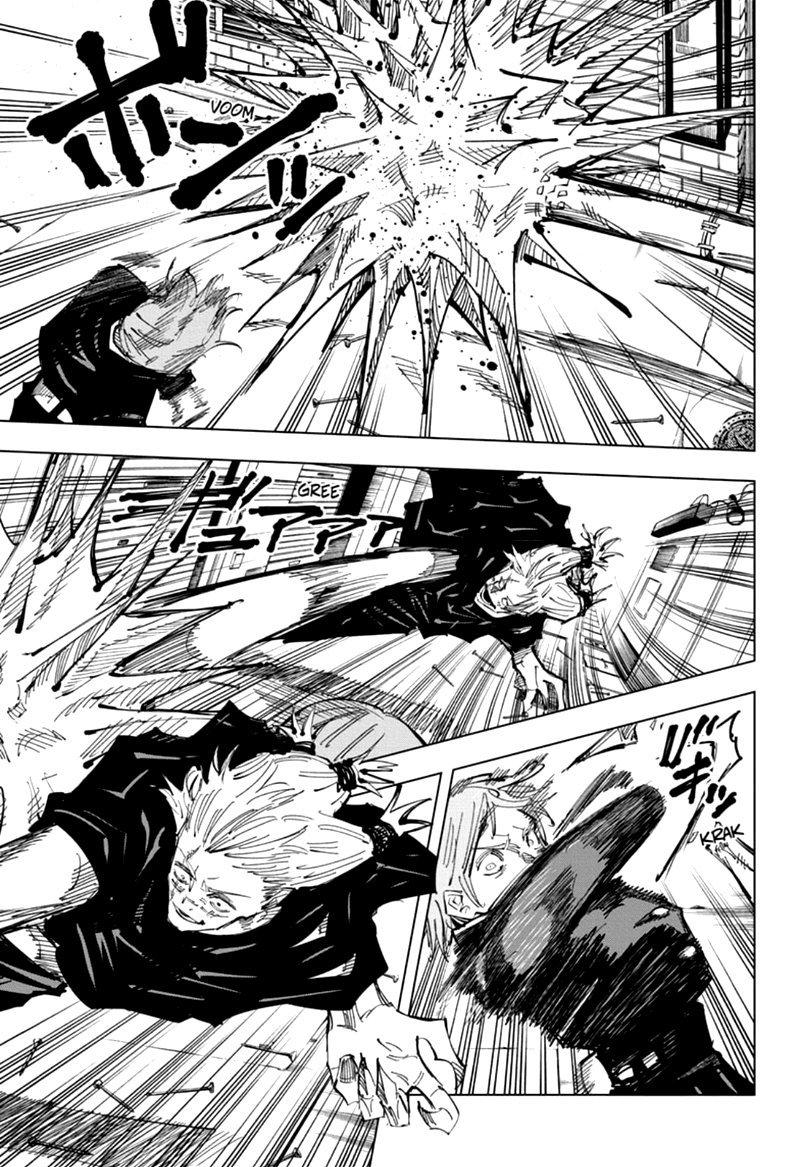 Jujutsu Kaisen, Chapter 123 image 009