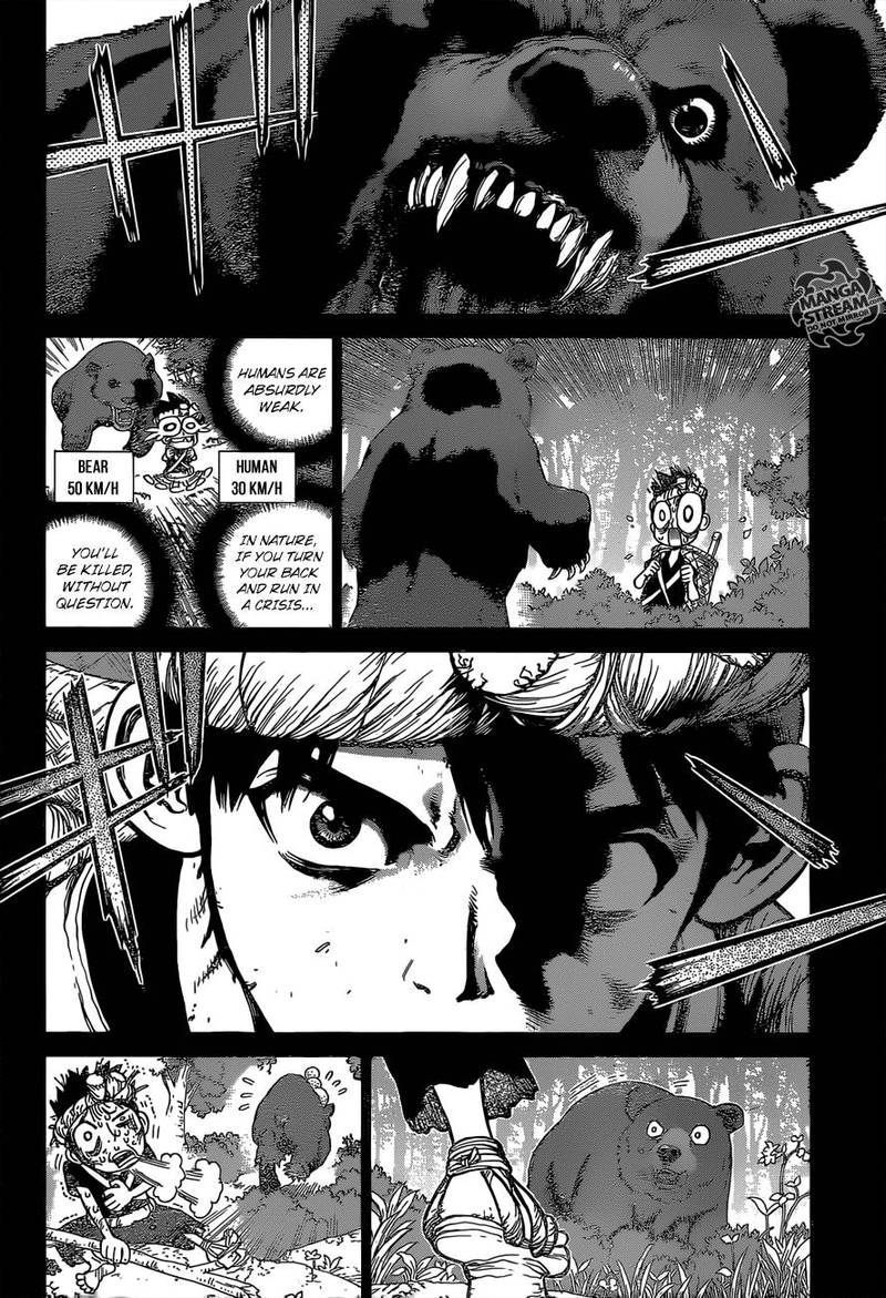 Dr. Stone : Chapter 89 - The adventurers image 012
