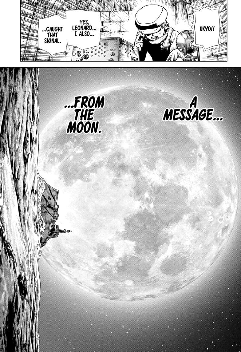 Dr. Stone, Chapter 201 image 008
