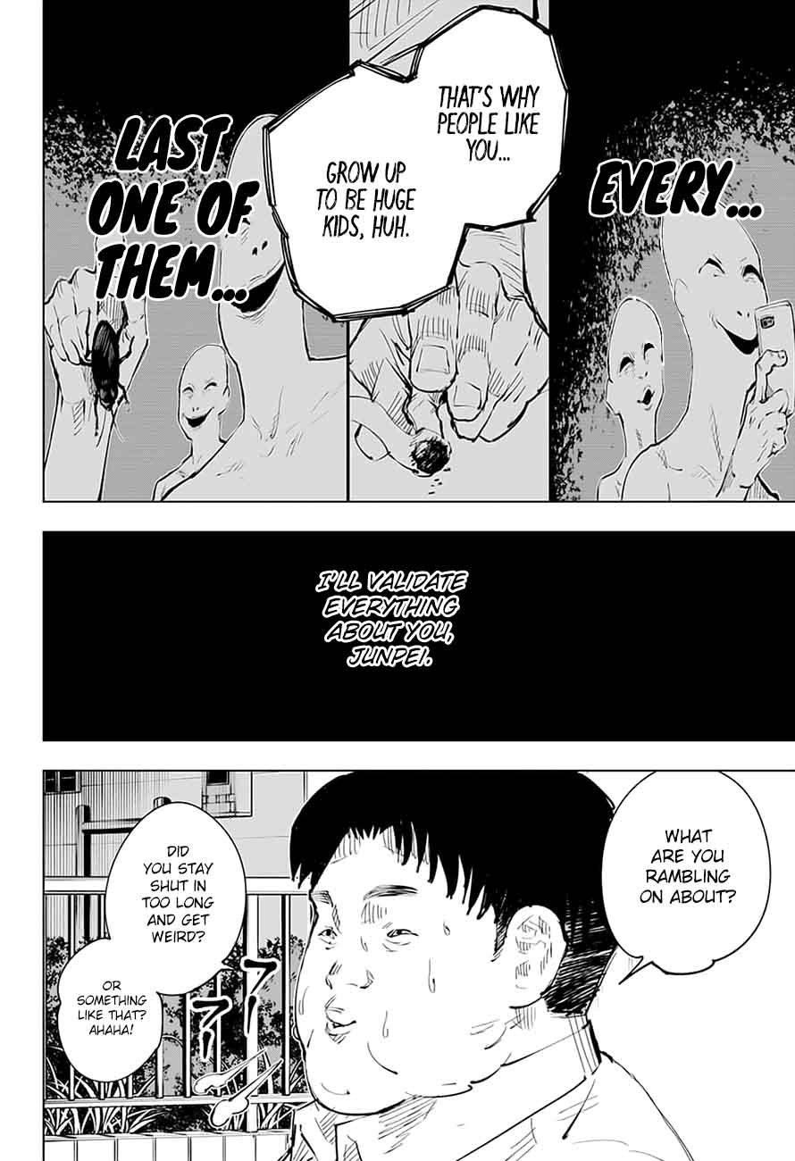 Jujutsu Kaisen, Chapter 22 image 012
