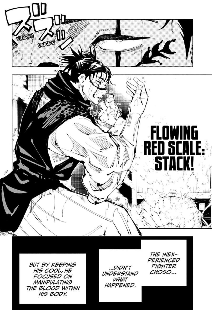 Jujutsu Kaisen, Chapter 104 image 014