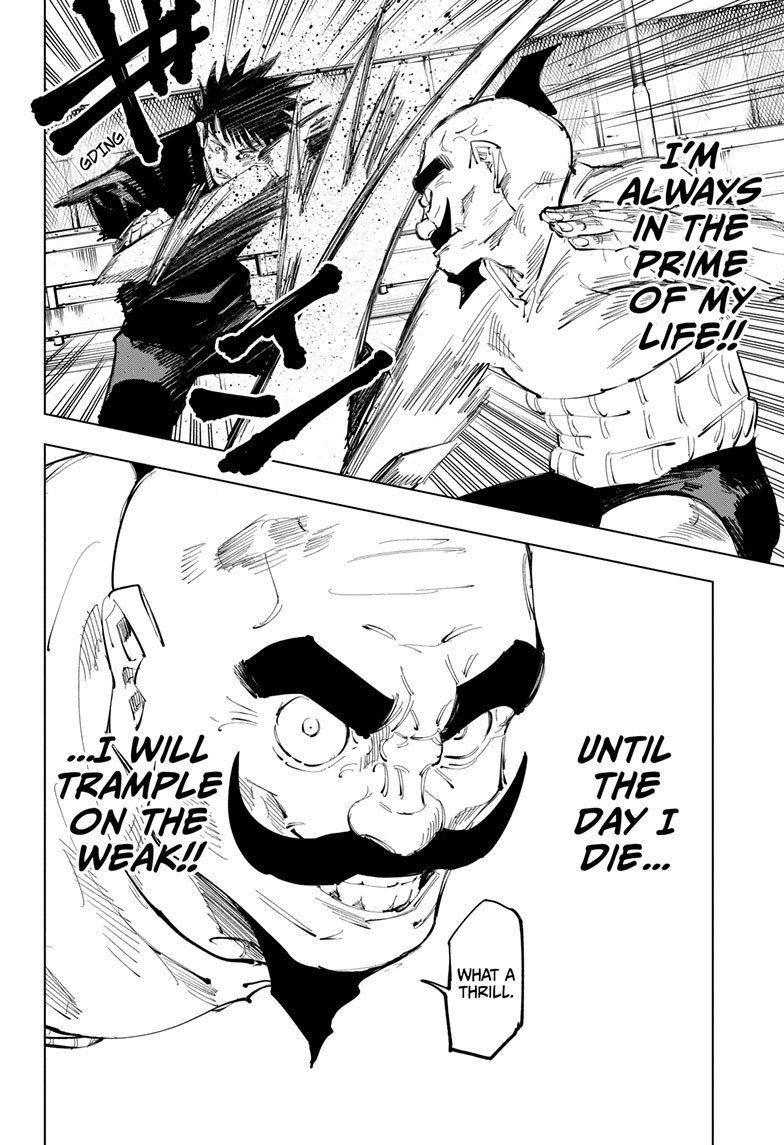 Jujutsu Kaisen, Chapter 96 image 014