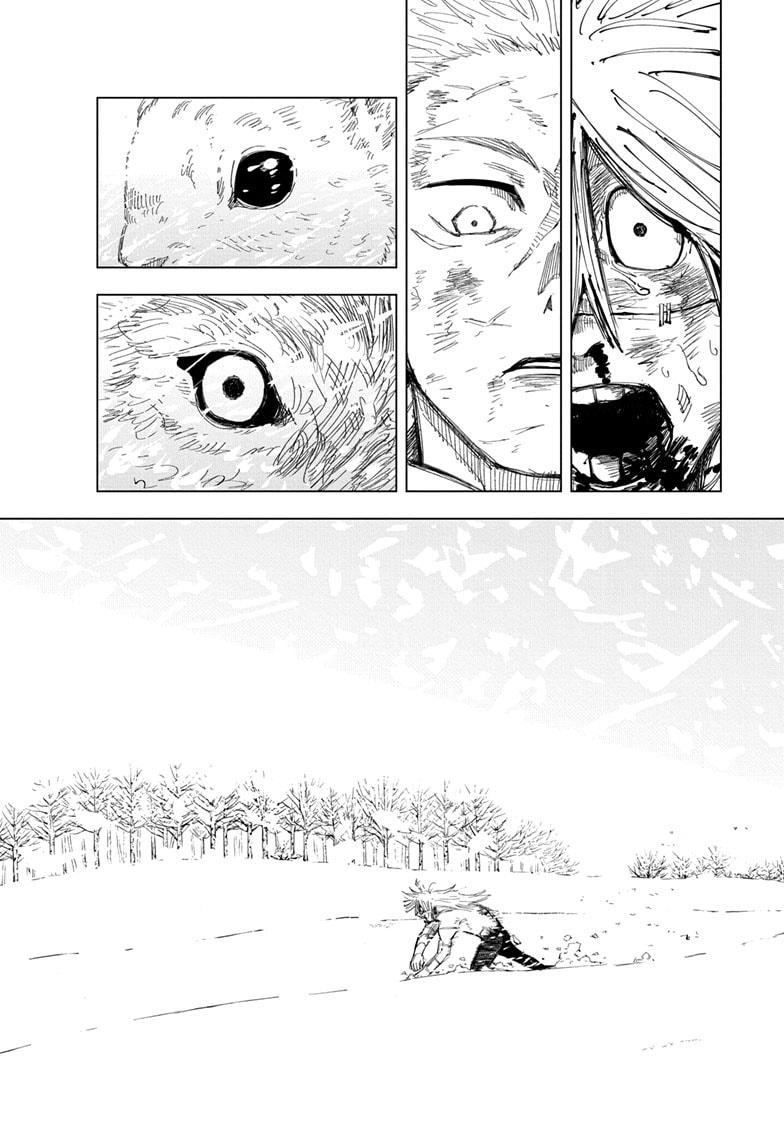 Jujutsu Kaisen, Chapter 132 image 015