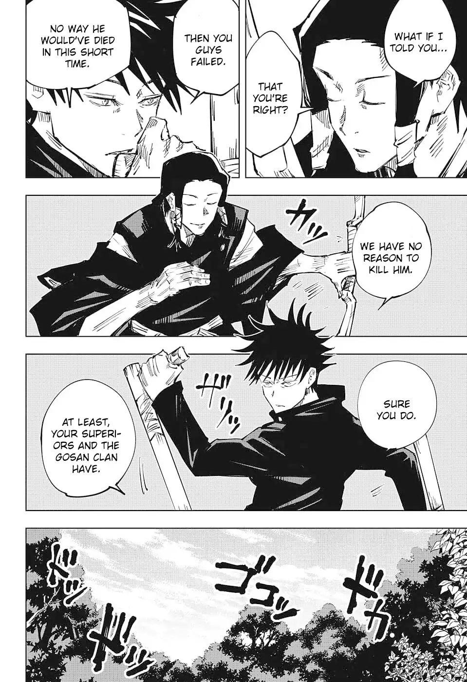 Jujutsu Kaisen, Chapter 36 image 008