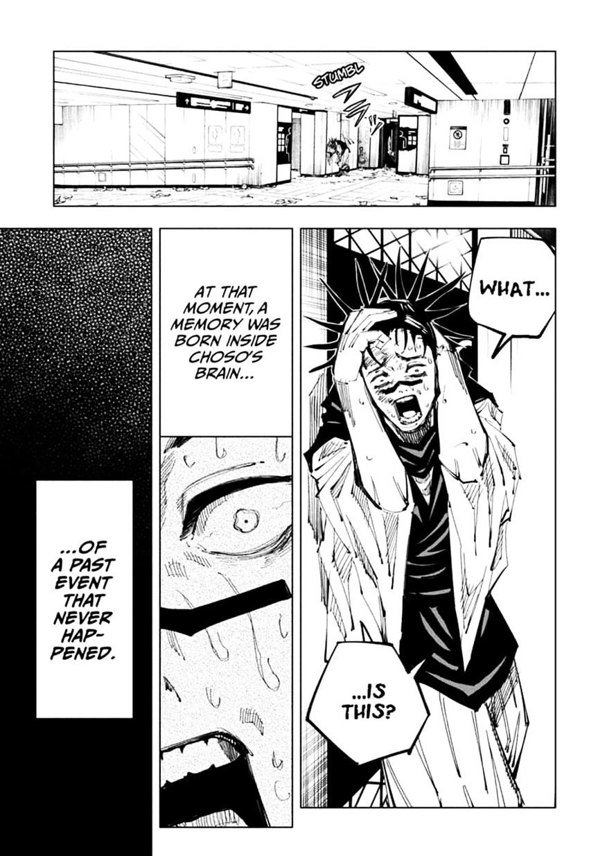 Jujutsu Kaisen, Chapter 106 image 003