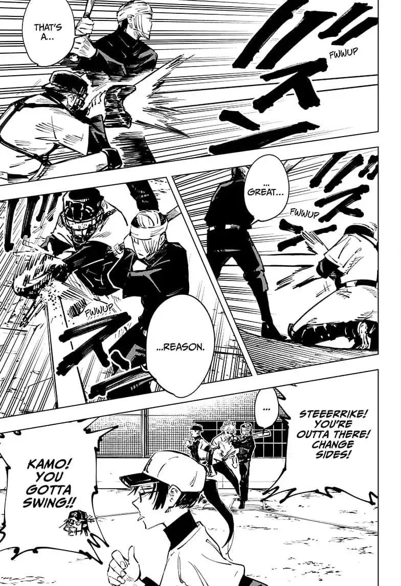 Jujutsu Kaisen, Chapter 54 image 009