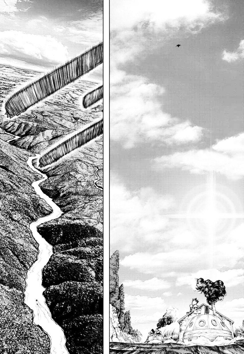 Dr. Stone : Chapter 150 - Righteous Science-User image 005