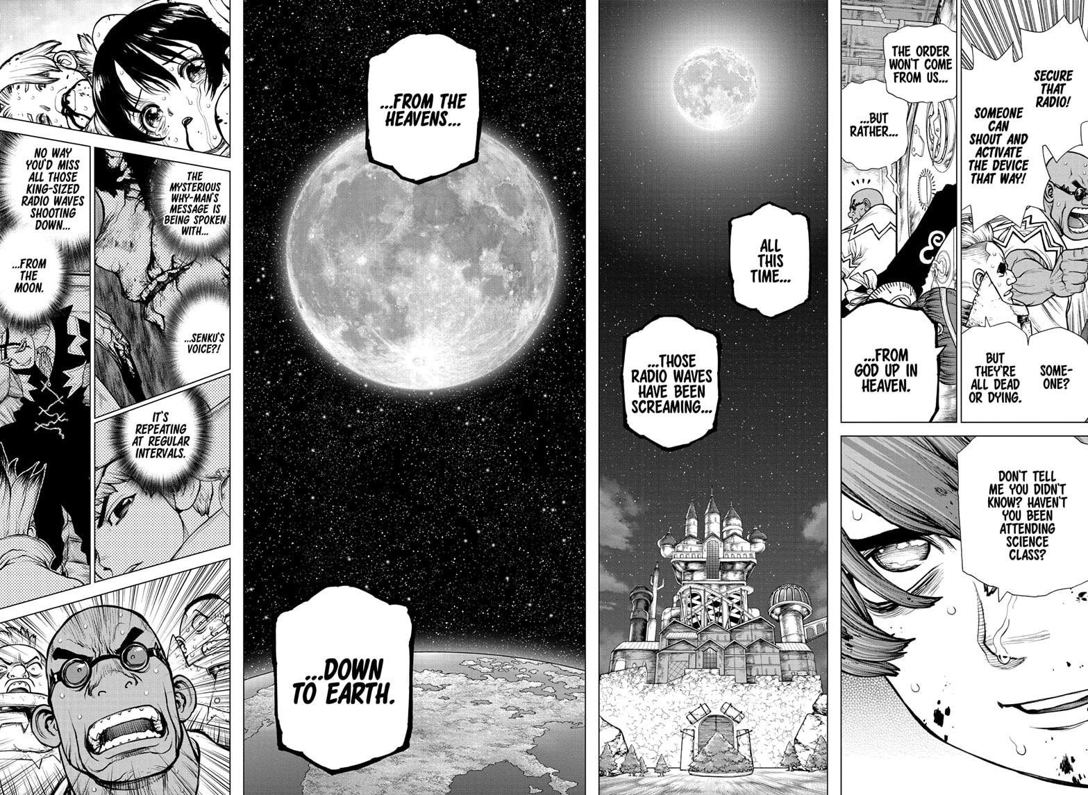 Dr. Stone, Chapter 191 image 015