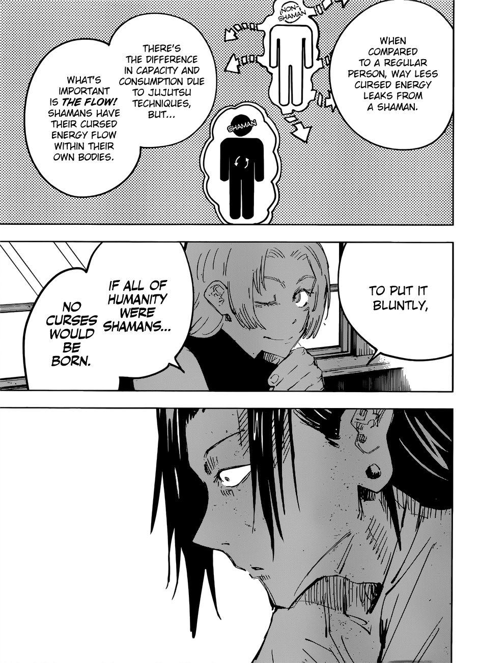 Jujutsu Kaisen, Chapter 77 image 009