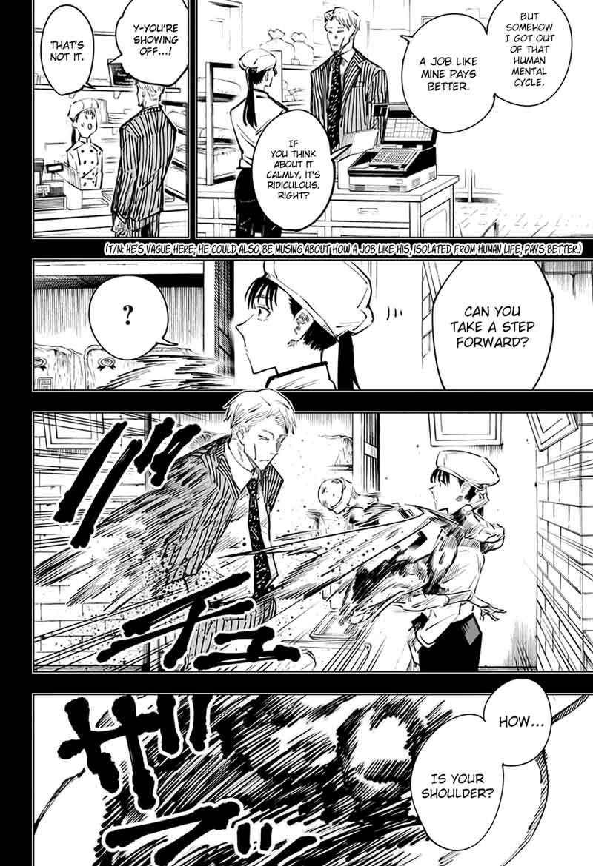Jujutsu Kaisen, Chapter 30 image 010