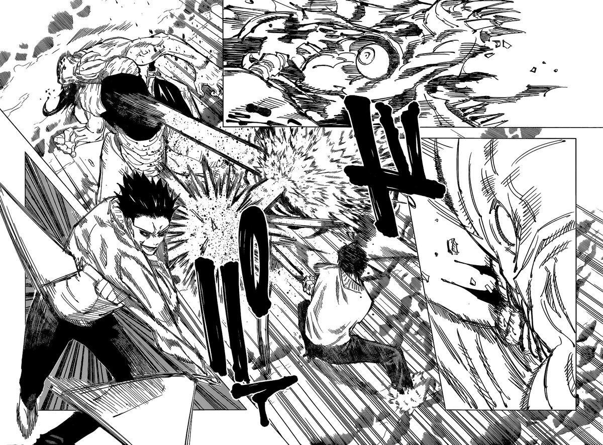 Jujutsu Kaisen, Chapter 110 image 008