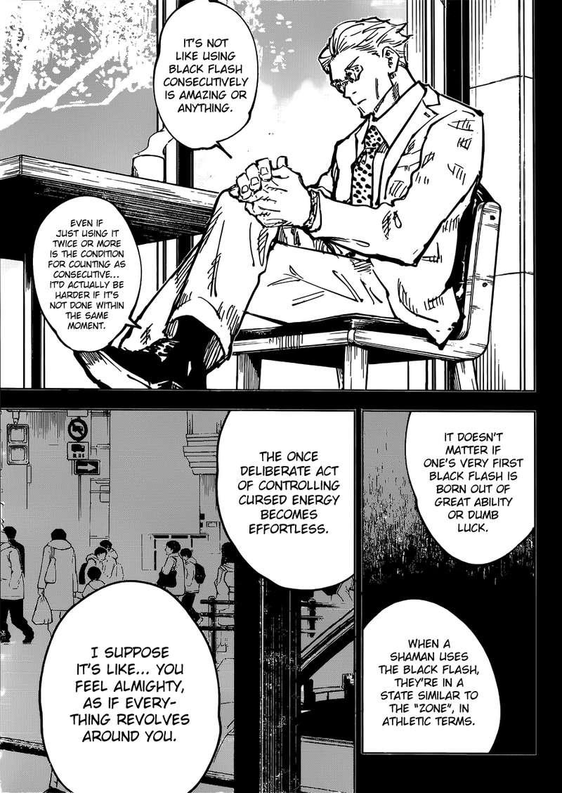 Jujutsu Kaisen, Chapter 50 image 014