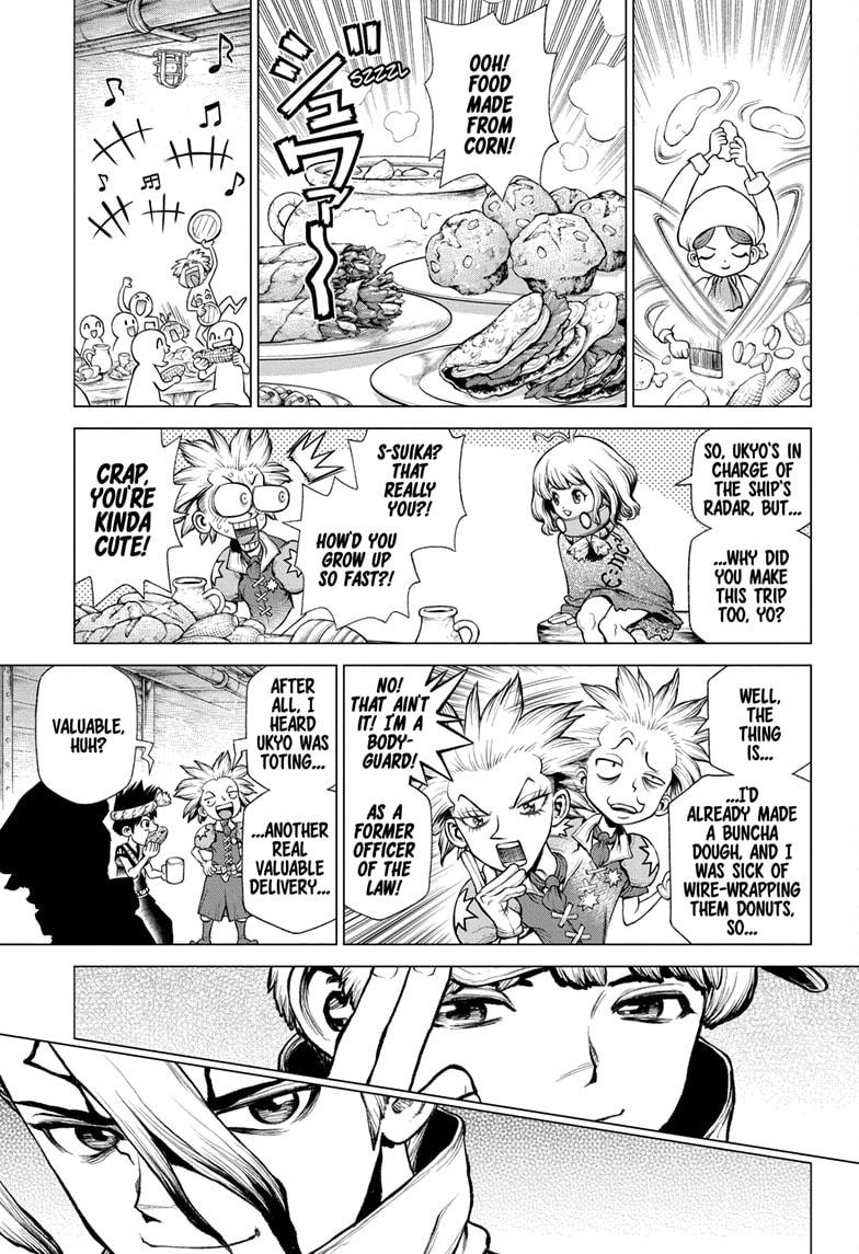 Dr. Stone, Chapter 209 image 10