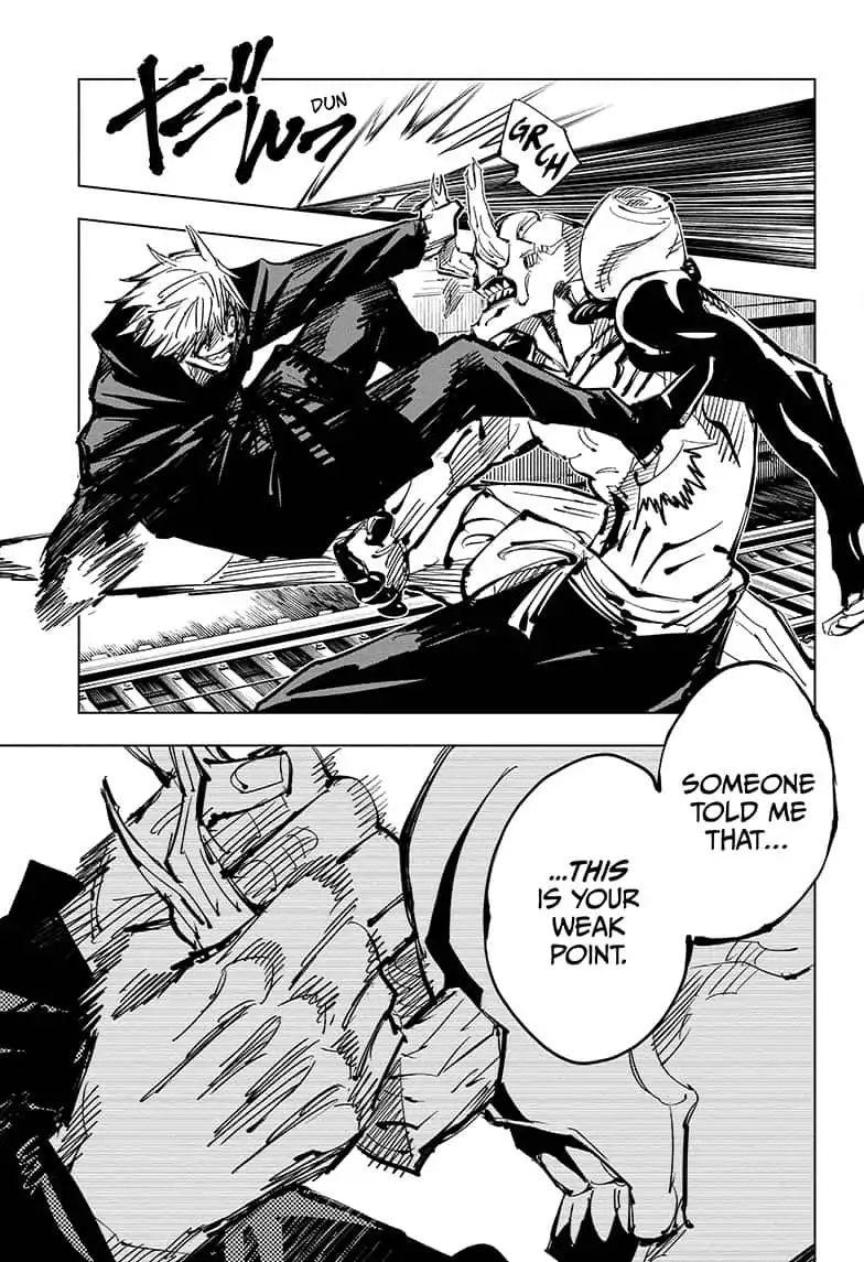Jujutsu Kaisen, Chapter 85 image 011