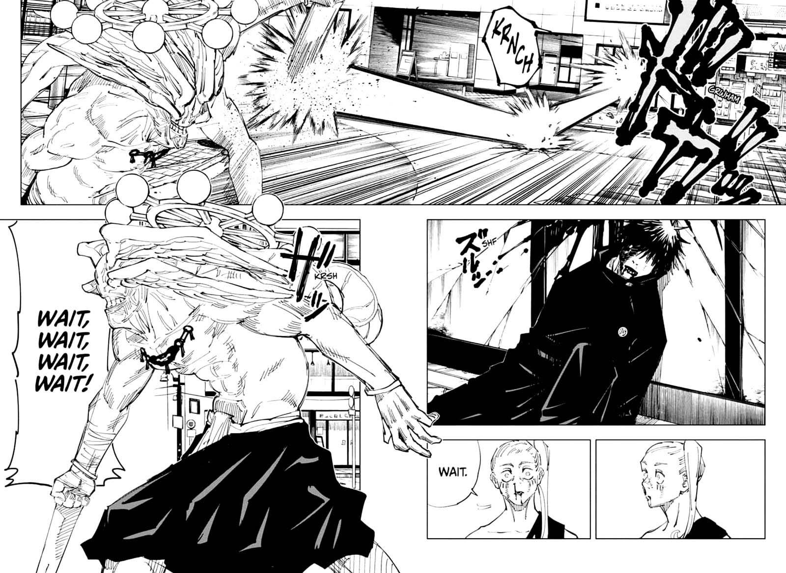 Jujutsu Kaisen, Chapter 117 image 012