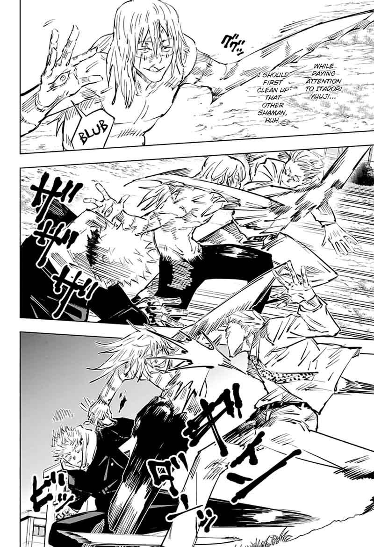 Jujutsu Kaisen, Chapter 29 image 004