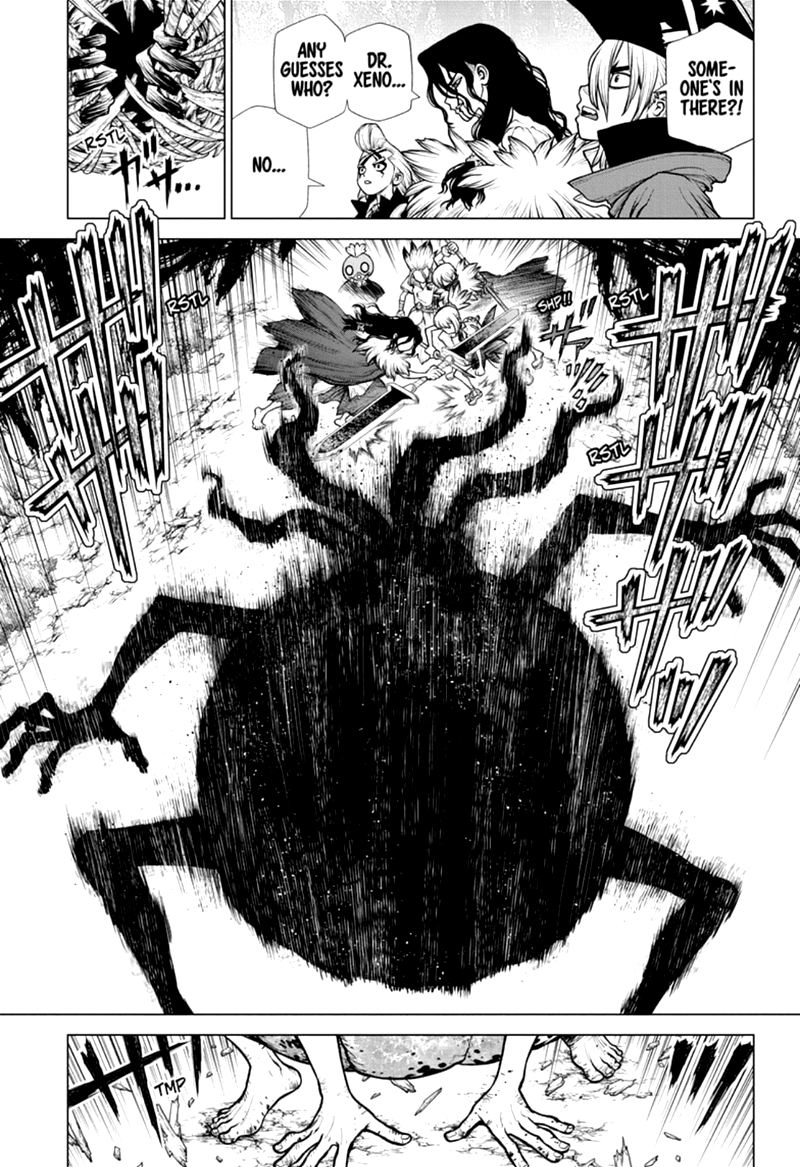 Dr. Stone, Chapter 172 image 011