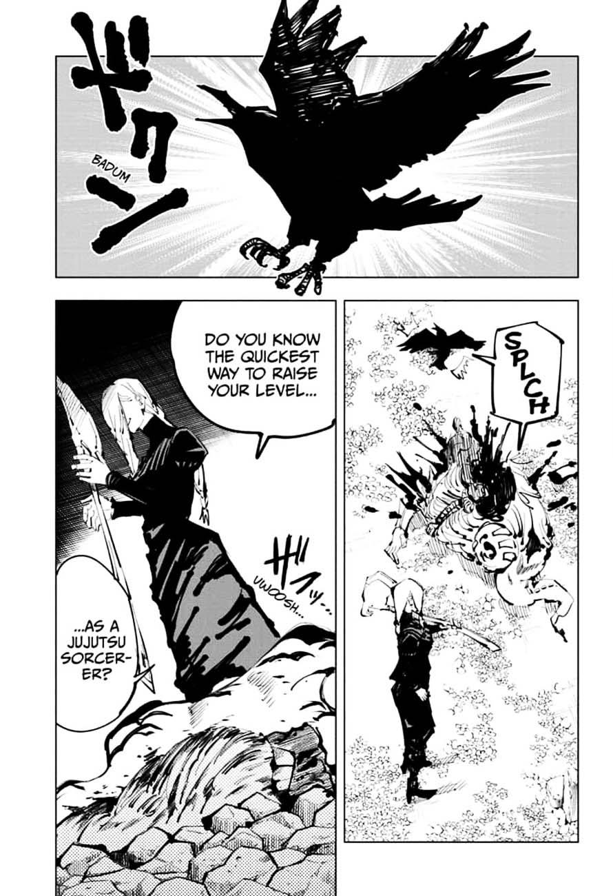 Jujutsu Kaisen, Chapter 102 image 017