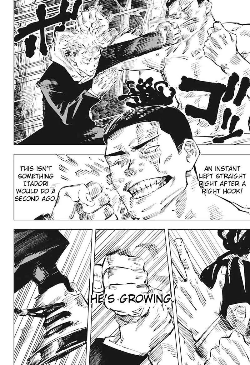 Jujutsu Kaisen, Chapter 37 image 004