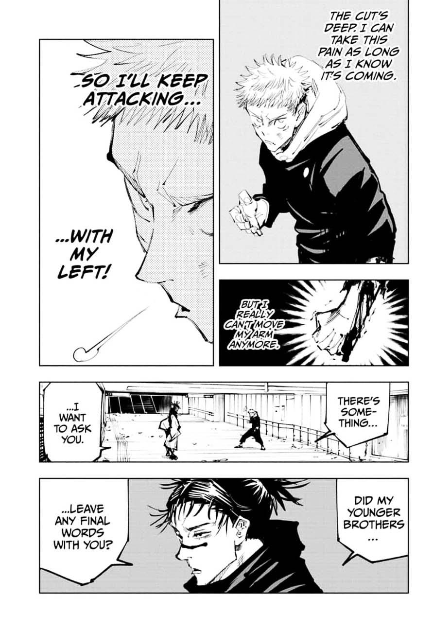 Jujutsu Kaisen, Chapter 101 image 017
