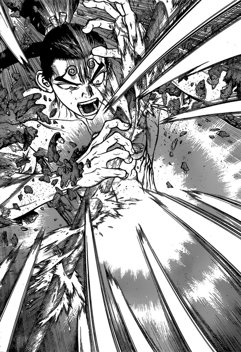 Dr. Stone : Chapter 132 - The Strongest Weapon image 013