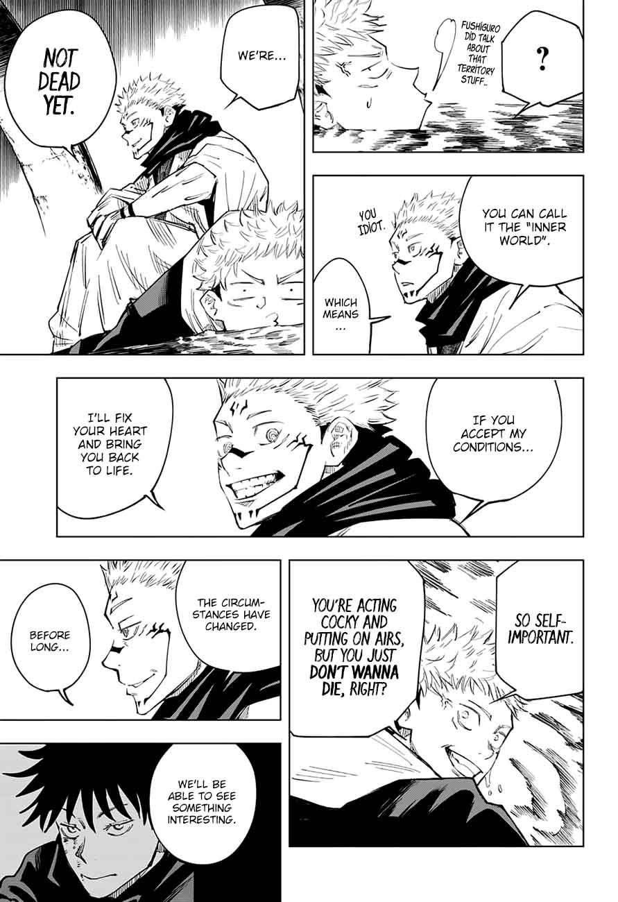 Jujutsu Kaisen, Chapter 11 image 009