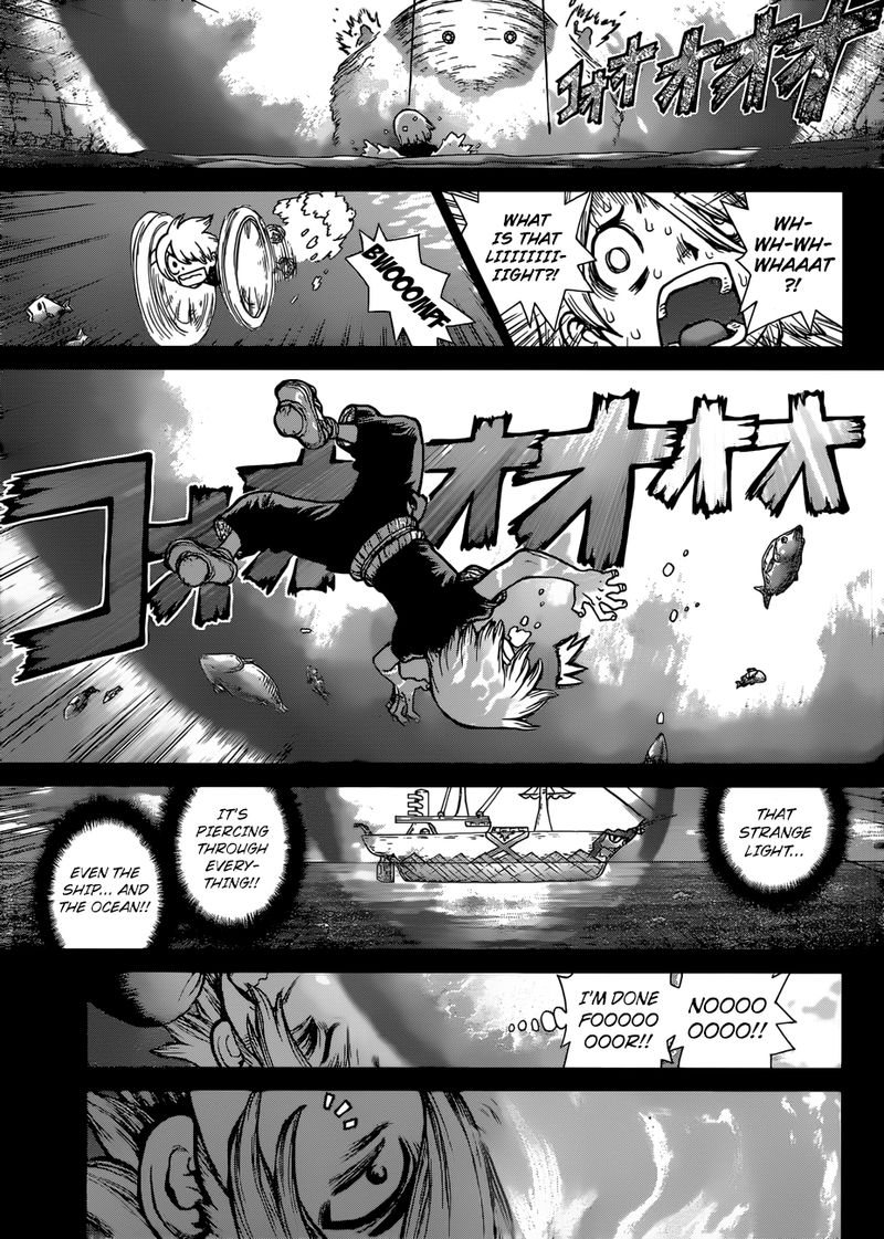 Dr. Stone : Chapter 108 - The Second Trump Card image 007