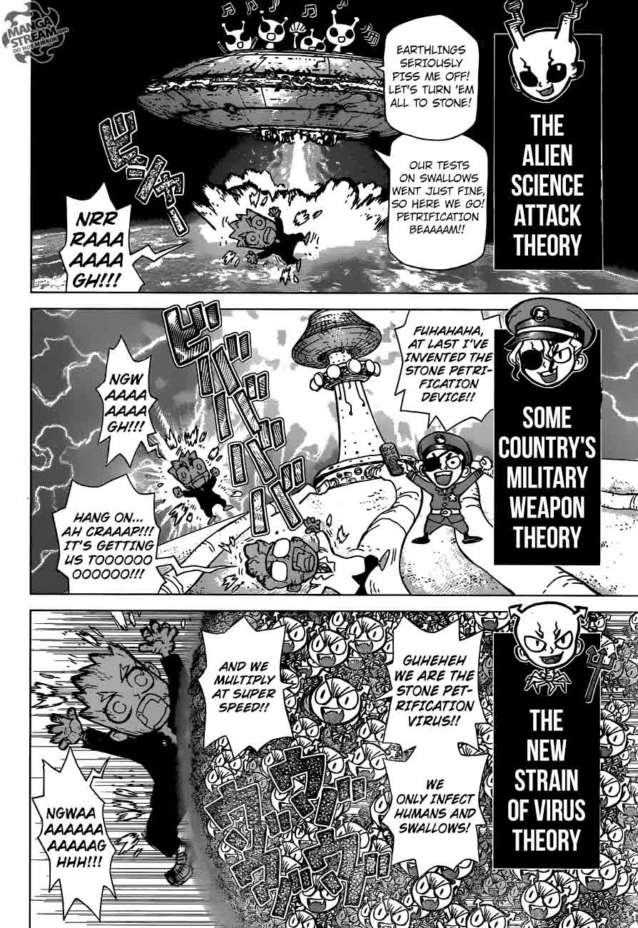 Dr. Stone : Chapter 14 - What you believe in image 005